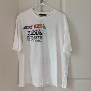 Louis Vuitton Kansas Winds Printed T-Shirt